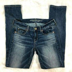 AEO American Eagle  Skinny Stretch Jeans